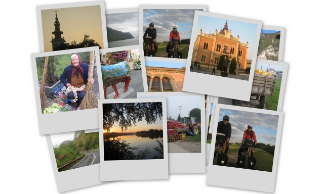 Click to check out our favorite pictures from our cycling trip through Serbia