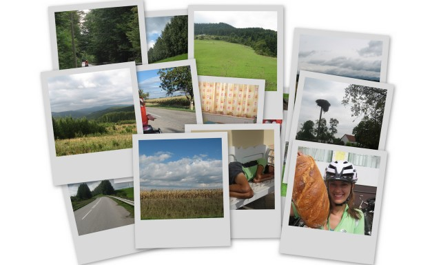 Click to check out our favorite pictures from our cycling trip through Slovakia